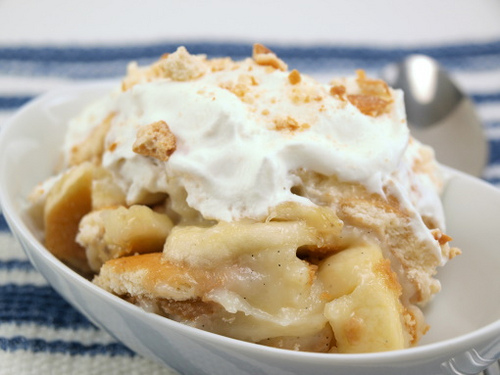 banana pudding quick recipe