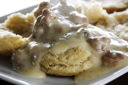 Biscuits and Gravy   The Southern Vegan
