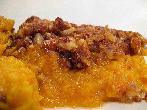 Sweet Potato Casserole | The Southern Vegan
