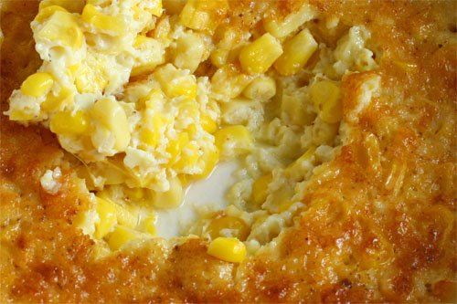 Corn Pudding | The Southern Vegan